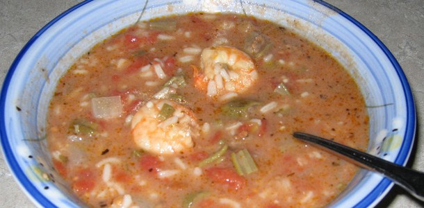 how to make gumbo soup