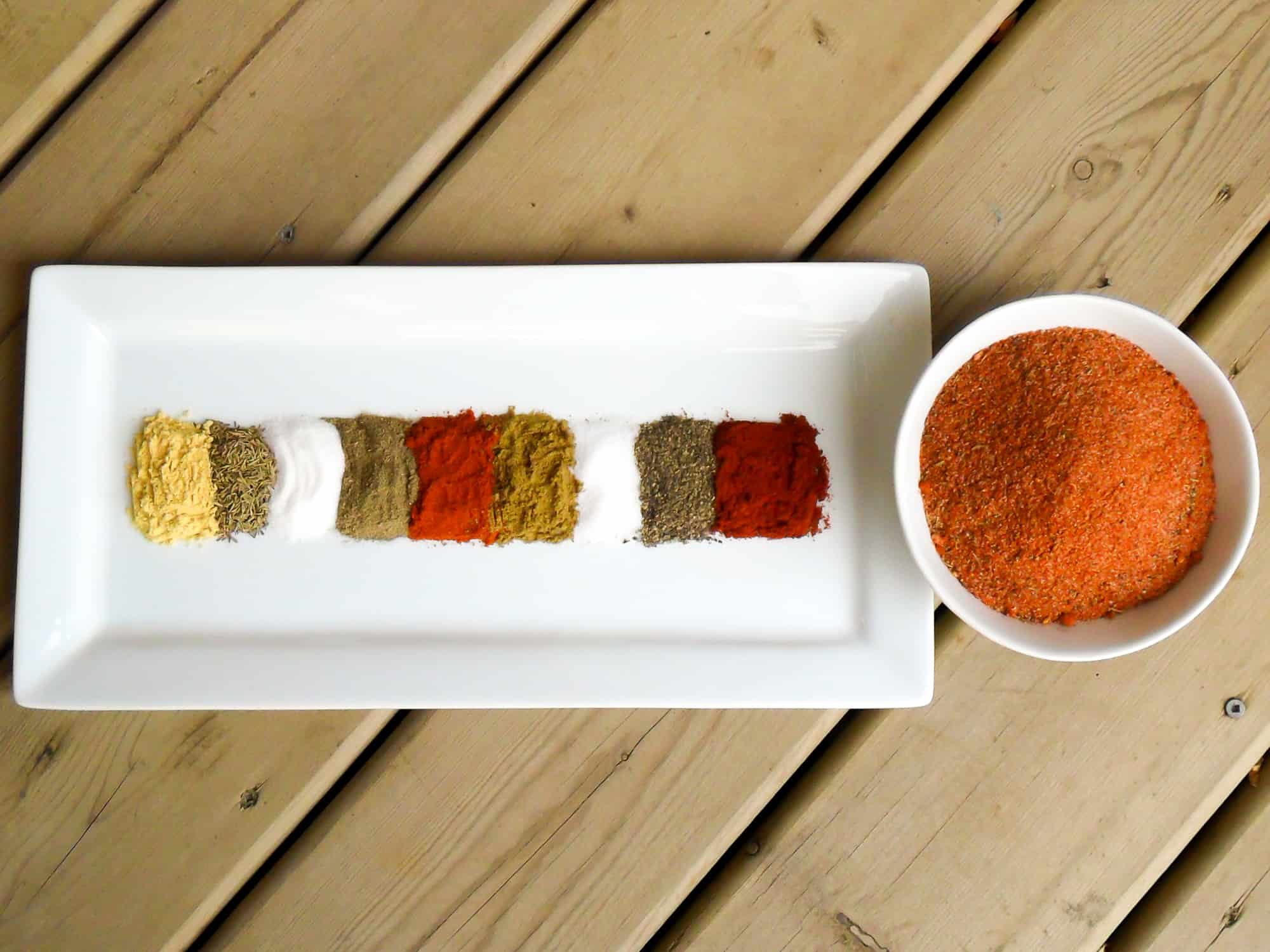 A classic rub that is great for grilled and smoked meat. Perfect rub recipe for smoking or grilling and great on pork, chicken and seafood.