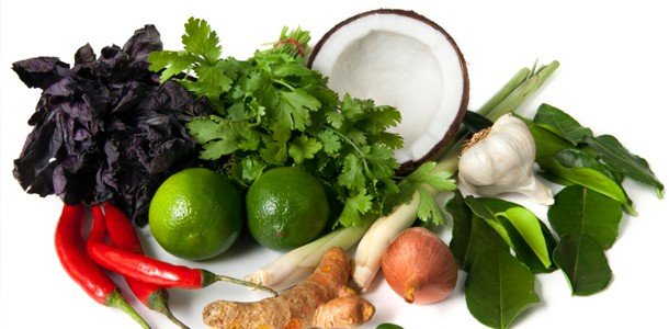 Cooking 101 – Thai Ingredients