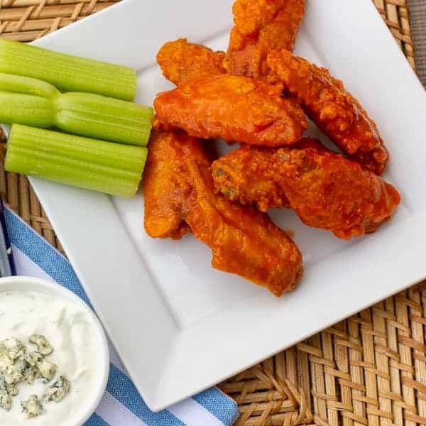 Buffalo Chicken Wings Recipe The Perfect Tail Gate Snack