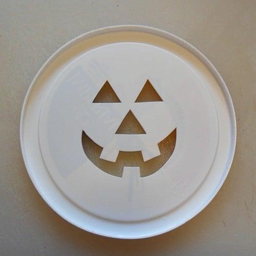 Halloween Jack O Lantern Stencils Car Tuning
