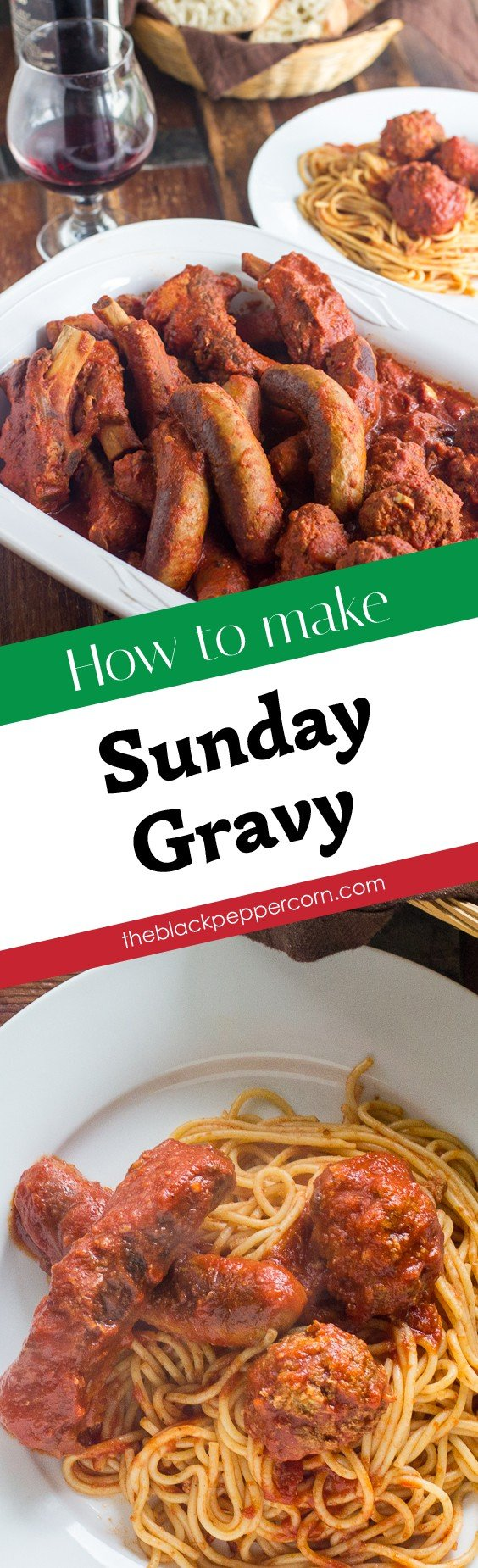How to make Sunday Gravy Recipe