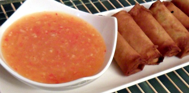 Sweet Heat Thai Chili Sauce Recipe
