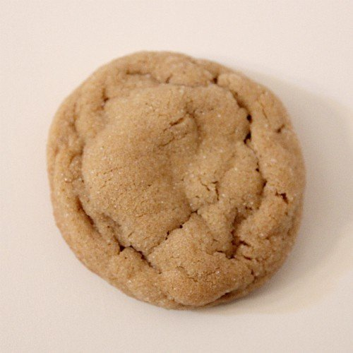 Chewy Ginger Raisin Cookies