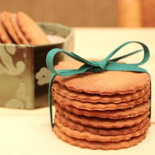 Gossamer Spice Cookies 2