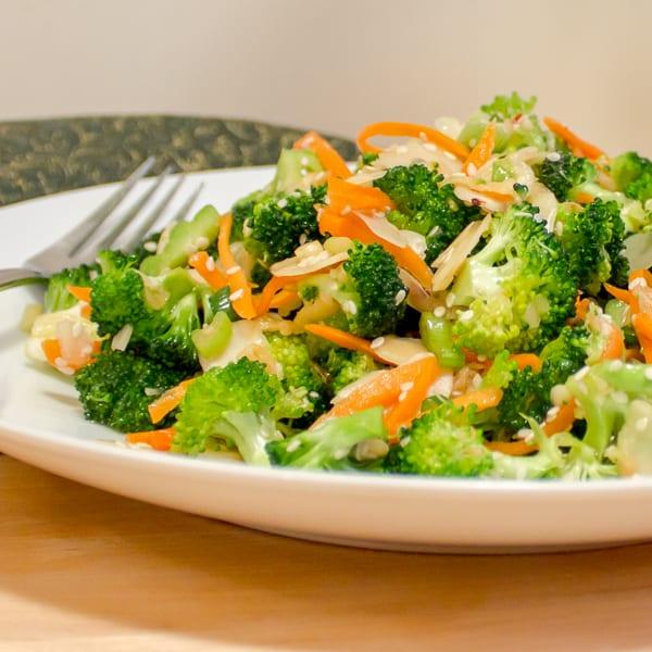 Broccoli Salad Recipe Asian