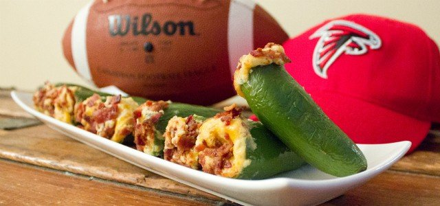 Bacon Cheddar Jalapeno Poppers
