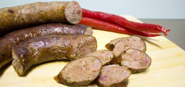 Smoked Andouille Sausage - Recipe to