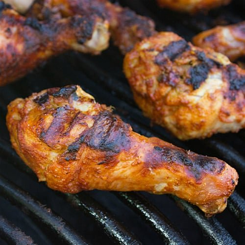 Tandoori Chicken In Oven Grilled tandoori chicken