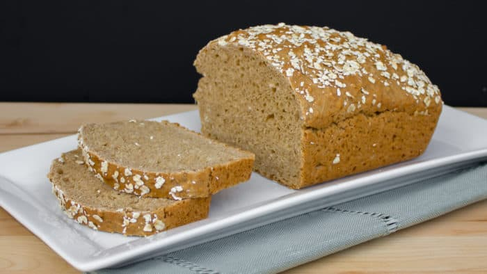 This Guinness bread 'no yeast' recipe can be made in under an hour and tastes amazing with the wonderful taste of the classic Irish stout.