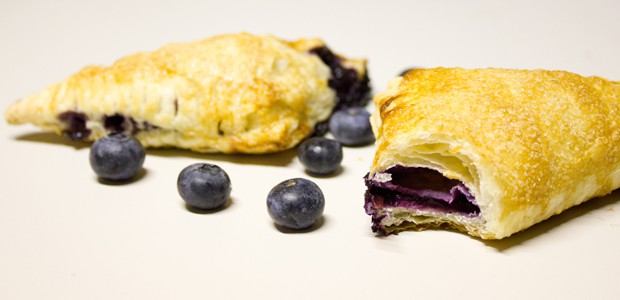 Blueberry Turnovers – Kids in the Kitchen