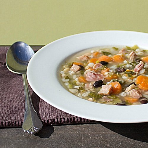 ham and bean soup 2