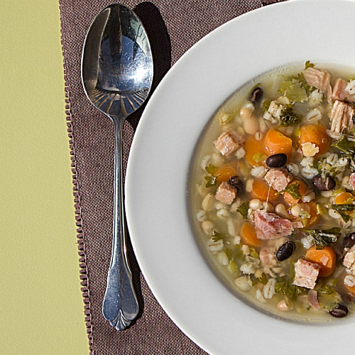ham and bean soup 4