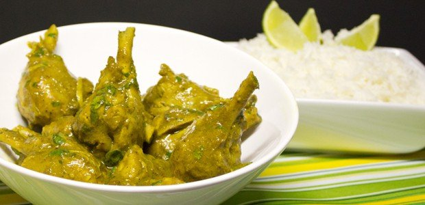 trinidadian curry chicken FI