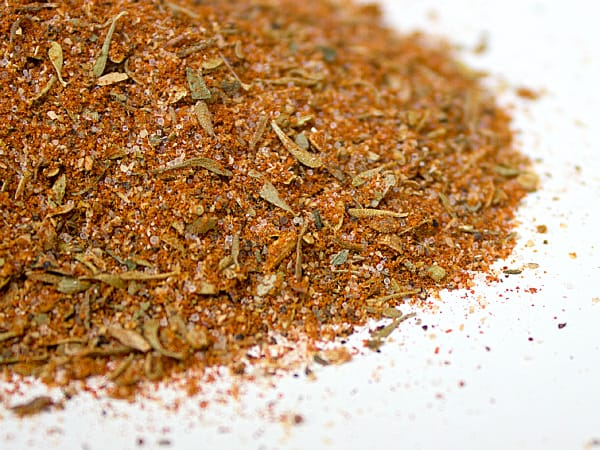Cajun Seasoning Rub some ragin' cajun on any