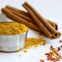 How to make curry powder recipe