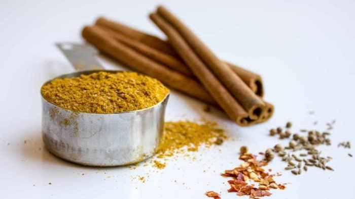 How to make curry powder recipe