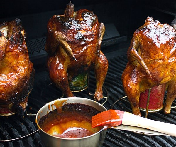Beer Can Chicken On The Grill How To Grill Recipe