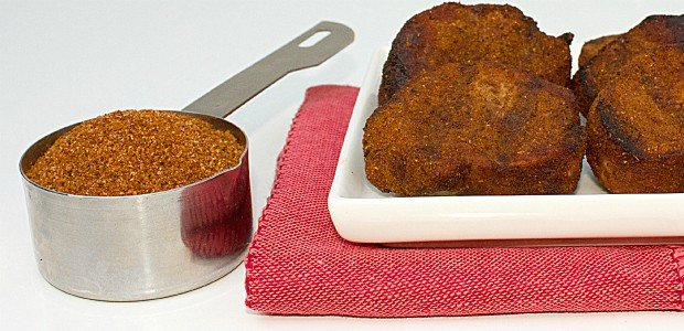 Sweet and Smokey Chipotle Rub