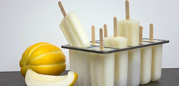 Korean Melon Popsicle