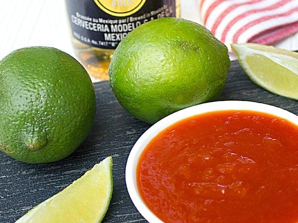 Corona Lime BBQ Sauce - beer bbq sauce recipe