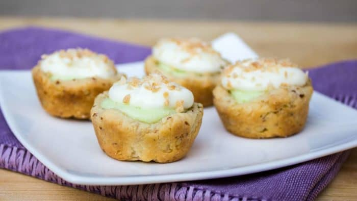 Key Lime Pie mini Tarts how to make recipe