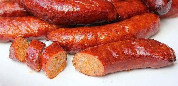 Smoked Italian Sausages - Hot, mild or honey garlic!