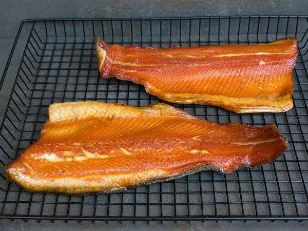 Dry rub for smoked white fish for White fish dip recipe