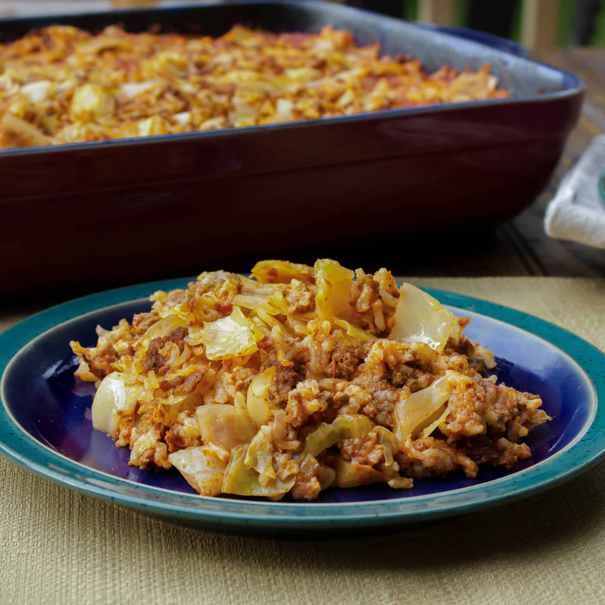 Cabbage Roll Casserole Easy Recipe For This One Pot Meal