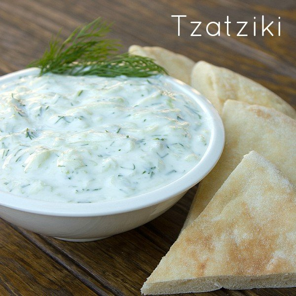 Greek Recipes Tzatziki http://www.theblackpeppercorn.com/2012/10/greek ...