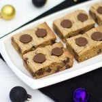 Peanut Butter Cup Blondies sq2