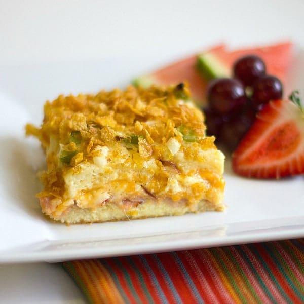christmas morning breakfast casserole sq1