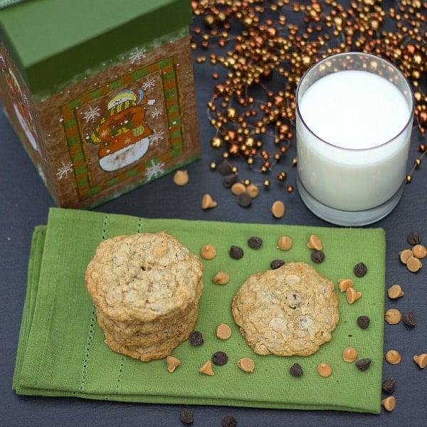 triple chip oatmeal cookies sq3