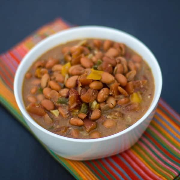 Crock Pot Ancho Chili With Beans Recipes — Dishmaps