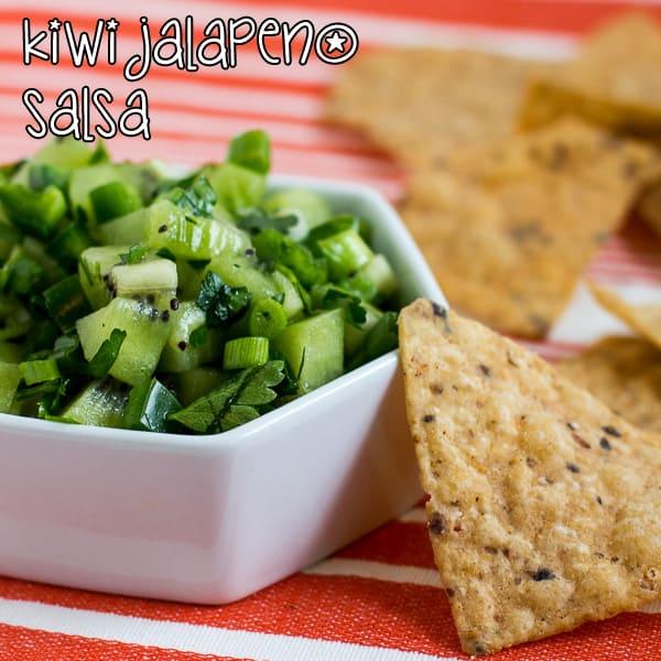 Kiwi Jalapeno Salsa Recipe