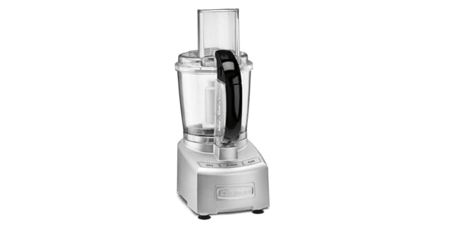 Cuisinart Food Processor Liquid