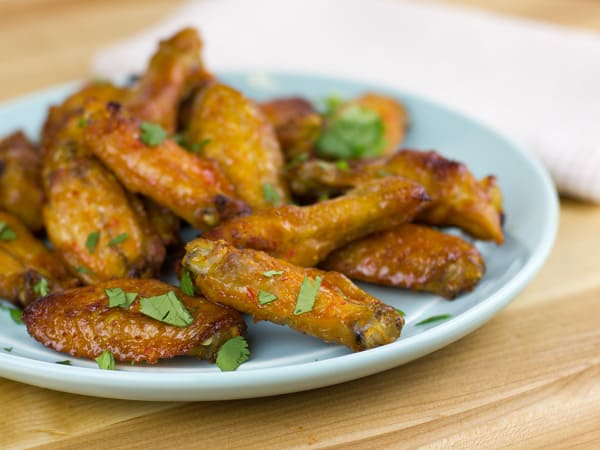 Sweet Thai Chicken Wings 4x3