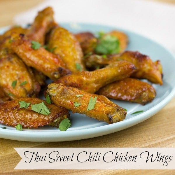 Sweet Thai Chicken Wings sq for text 2