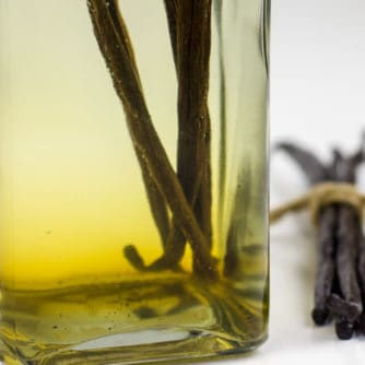 vodka alcohol vanilla extract