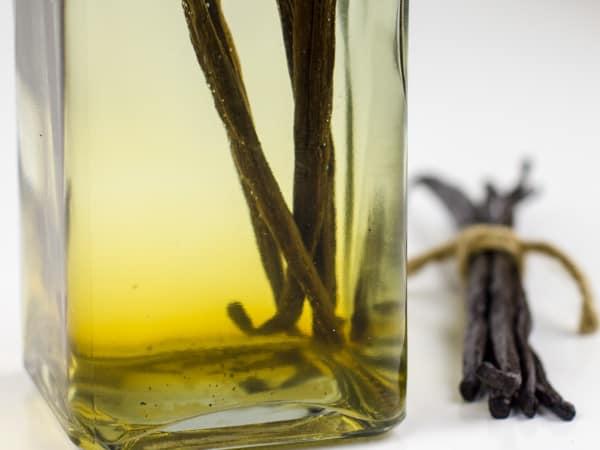 vodka alcohol vanilla extract