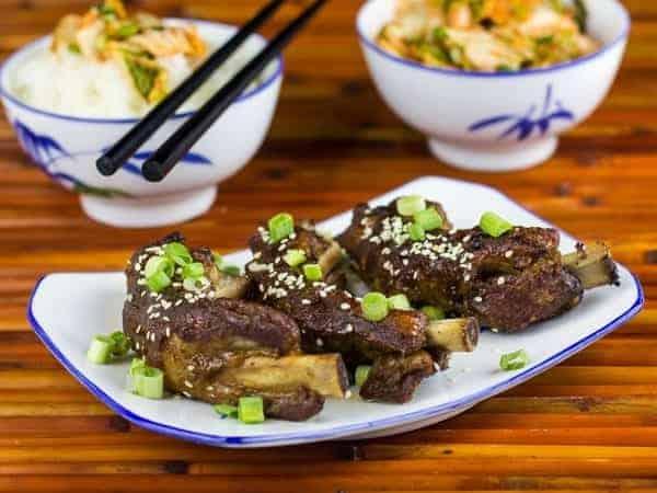 Korean Pork Ribs Sous Vide 4x3