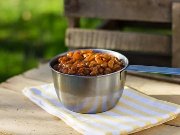 Crock Pot Slow Cooker Boston Baked Beans Recipe