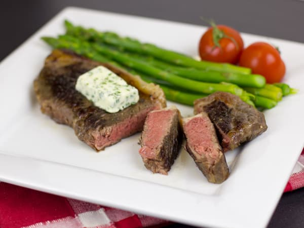 Sous Vide Striploin Steak-7