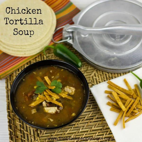 Tortilla Soup pinterest