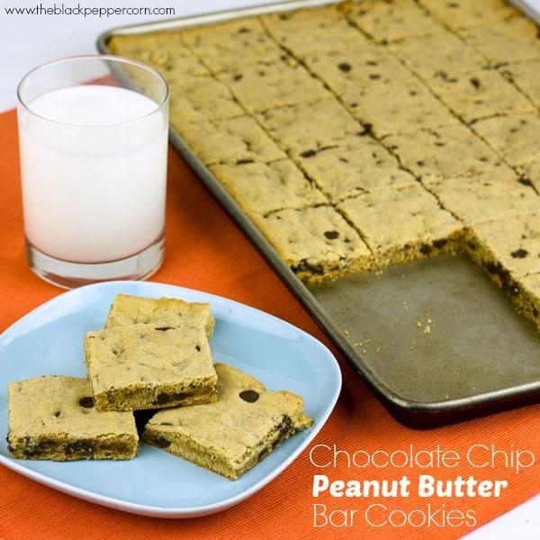 Chocolate Chip Peanut Butter Bar Cookies text 2