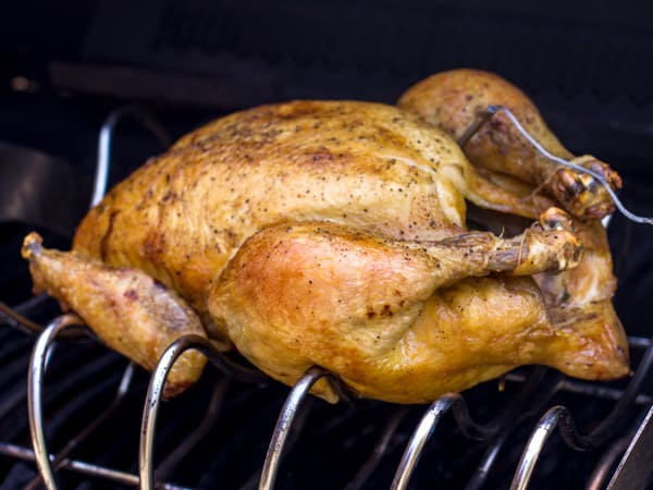 How to cook a whole chicken on the grill-8