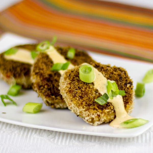 Spicy Ranch Crab Cakes-3