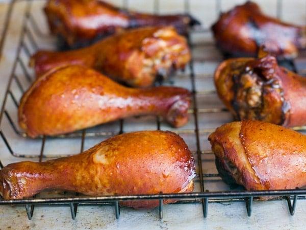 Smoked Chicken Drumsticks