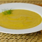 Curried Carrot and Fennel Soup