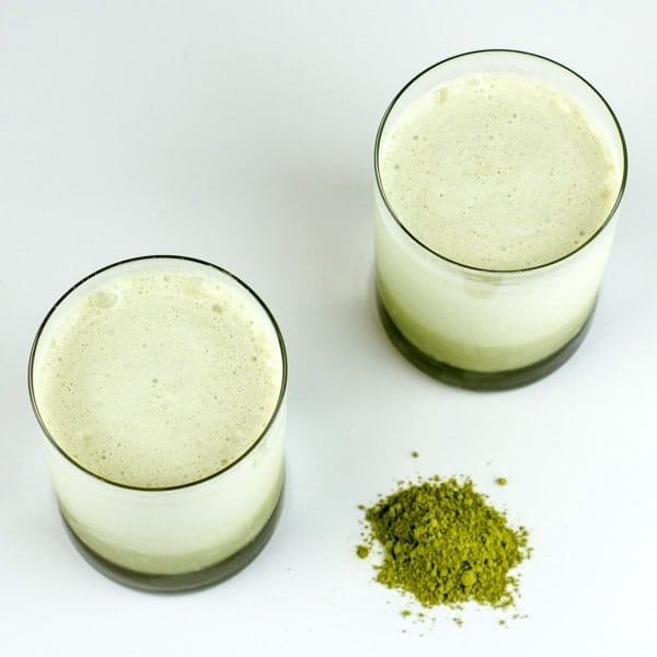 Green Tea Milkshake-7b